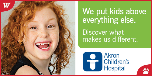 Akron Childrens Hospital Home Page Banner