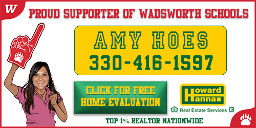 Amy Hoes Howard Hanna Banner Ad