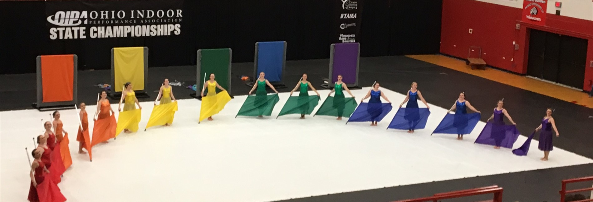 WHS Winter Guard