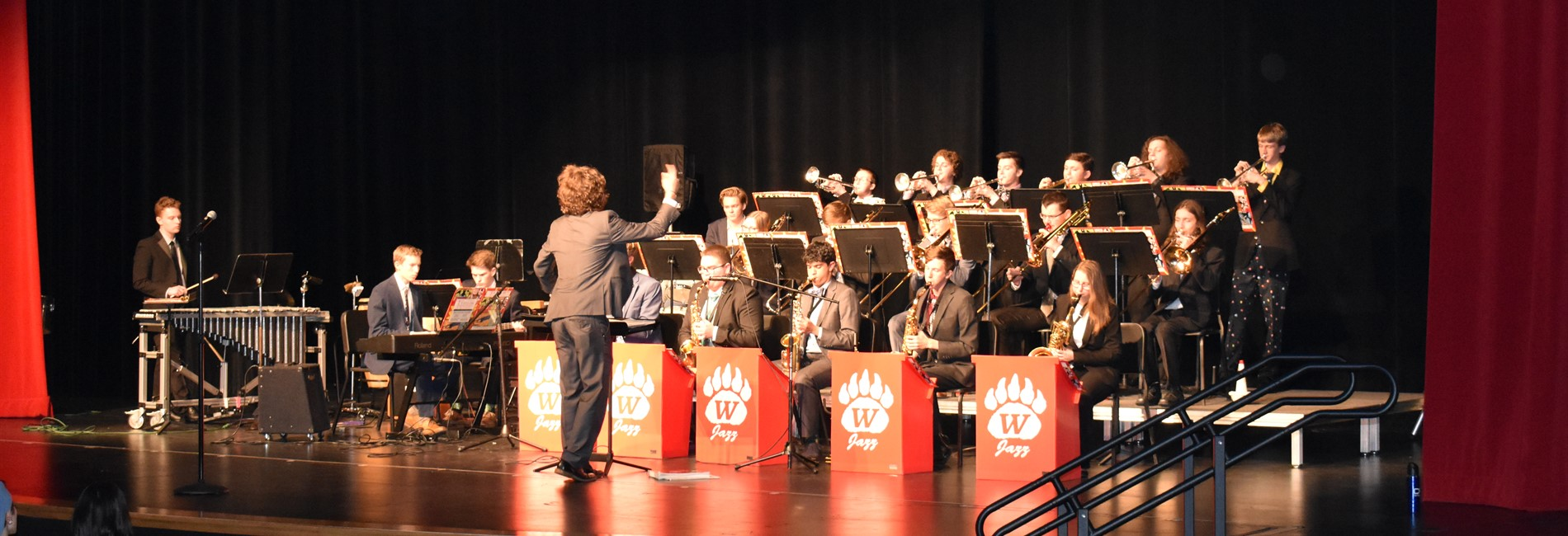 WHS Jazz Band!