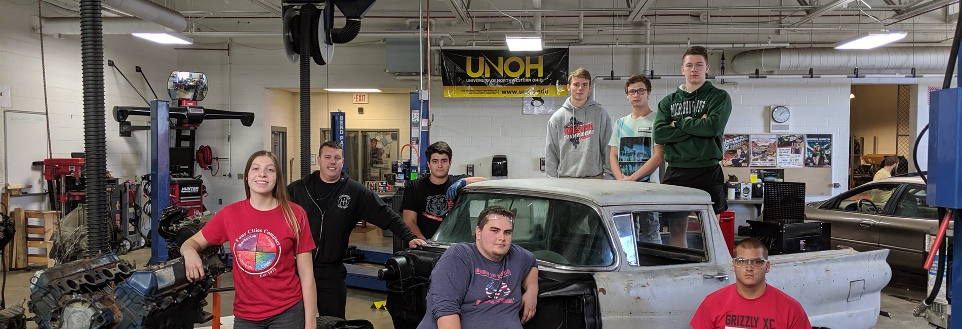 WHS Automotive Program