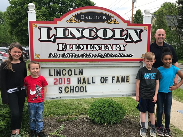 Lincoln 2019 Hall of Fame School