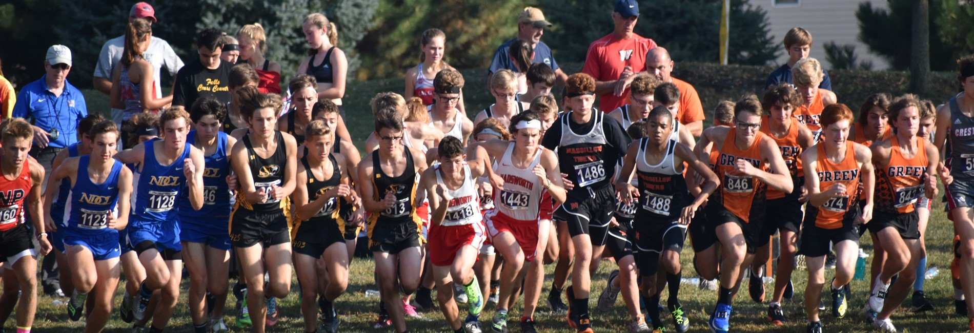 WHS Boys Cross Country