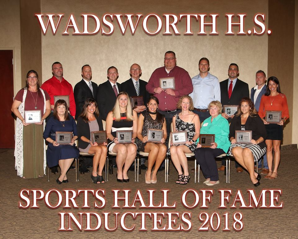 WHS Sports Hall of Fame Class of 2018