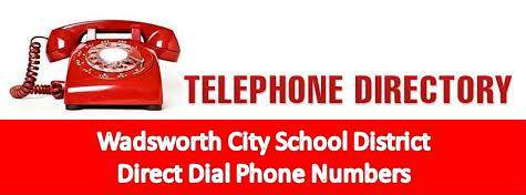Direct Dial Phone Numbers