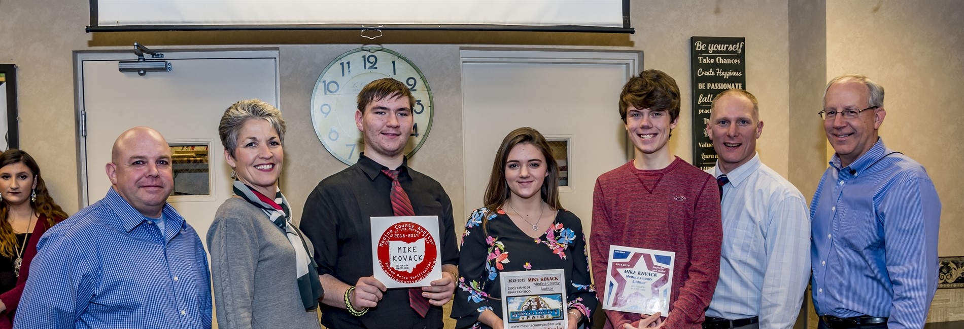 WHS 2018 Medina County Auditor Seal Contest Place Winners!