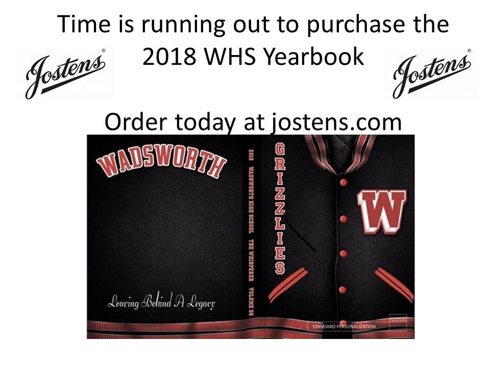 WHS Yearbook!